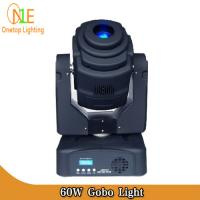 Quality 60W moving head lights gobo light moving head stage lights wholesale