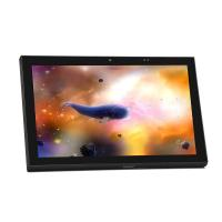 Quality Wall Mount Conference Tablet 10.1 Inch With POE LED Light Bar For Meeting wholesale