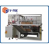 Quality High Performance Case Erector Machine Adjustable With 625 - 650mm Worktable wholesale
