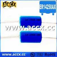 Quality ER14250H-AX 1/2aa 1.2Ah 3.6v medical lithium battery wholesale