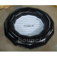 Quality 2.8m Outer Diameter Small Inflatable Water Pool With 0.9mm PVC Tarpaulin wholesale