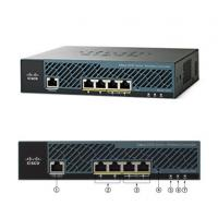 Quality 4 Ports Cisco Wireless Controller With 25 Access Points AIR-CT2504-25-K9 wholesale