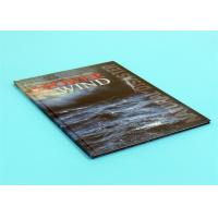 Quality 210mm x 297mm Perfect Bound Book Printing Size Bind By Automatic Binder With Book Mark wholesale