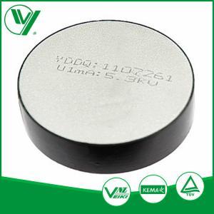 Quality MOA Metal Zinc Oxide Varistor Resistor Disc With KEMA For Surge Arrester wholesale