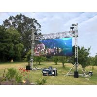 China P3 Outdoor Advertising LED Display , Stage Led Video Wall Panel Screen For Concert on sale
