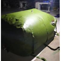Quality Durable 3m3 Fuel Storage Tanks Folded TPU Coated Inflatable Fuel Tank wholesale