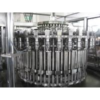 Quality 0.5 - 2.5l Pet Mineral Water Bottle Filling Machine High Capacity 20000 - 24000 Bph wholesale