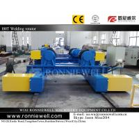 Quality Automatic Pipe Welding Turning Rolls Motorized For Pressure Vessels wholesale