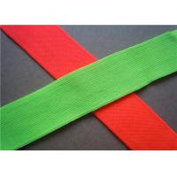 Quality 4 Cm Wide Woven Jacquard Ribbon Trim / Personalised Woven Ribbon wholesale