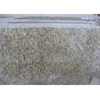 Quality Tiger Skin Gold Yellow  Granite Countertop Tiles , Granite Kitchen Tiles Polished wholesale