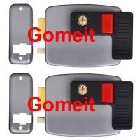 Quality 12VDC Low Noise Electric Rim Door Lock , Apartment Doors Automatic Door Lock wholesale