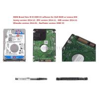 Quality Brand New 500G WD MB Star C3 HDD Software Added W204 And Offline Coding 2014.12 Xentry DAS wholesale