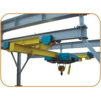 Cheap high quality 0.5 to 10t single beam suspended overhead crane for sale