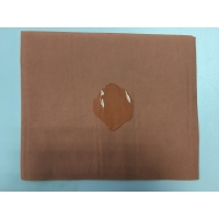 China Width 160cm Weight 100gsm Silicone Coated Oil Release Parchment Paper Roll on sale