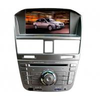 Quality Buick Excelle Car GPS Navigation System Auto Rear Viewing CE 6.0 wholesale