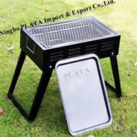 China Folding Portable Steel Charcoal Bbq Grills on sale