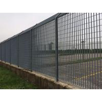 China galvanized steel grating fencing on sale