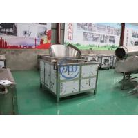 Quality SUS304 Automatic Food Processing Machines French Fries Electric Donut Fryer 380V wholesale