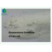 Cheap Bodybuilding Raw Steroid Hormone Powder Drostanolone Enanthate 13425-31-5 for sale