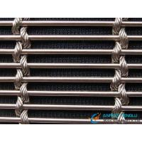 Cheap Stainless Steel Cable Rod Decorative Mesh for Architectural Decoration for sale