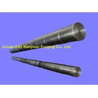 China Custom Cast Solid Forged Steel Shaft For Borehole Shaft Driven Pump ISO 9001 - 2008 on sale