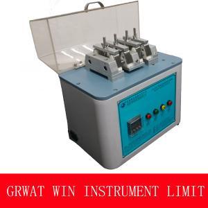 Buy cheap Leather Flexing Testing Machine (GW-001B) product