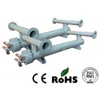 Quality 80TR Carbon Steel Dry Heat Exchanger , Shell And Tube Water Cooled Condenser wholesale