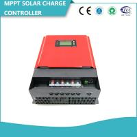 Quality Soft LCD Backlight Display MPPT Solar Power Controller Suitable For Various Specifications wholesale