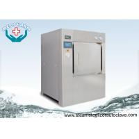 Quality Saturated Steam Double Door Autoclave With Safety Door System wholesale