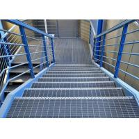 Quality Floor Forge End Plate Serrated Galvanized Steel Grating Welding Carbon Walkway wholesale