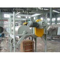 Quality Waste Milk Roller Drum Dryer 85% Drying Efficiency Touch Screen Control wholesale