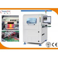 Quality ESD Monitoring PCB Router Inline PCB Cutting Machine With 60000 RPM Spindle wholesale