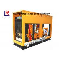 Quality 500kw 625kVA Natural Gas Electricity Generator 1500rpm Speed 4000kg Genset Weight wholesale