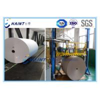 Quality Professional Paper Roll Handling Systems Efficient For Paper Mill Production wholesale