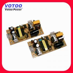 Quality Small 24W 24V 1A AC to DC Power Supply Open Frame 110VAC -264V AC wholesale