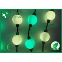 Quality 50mm String 3D DMX LED Light Led Pixel Ball Light For Night Culb And Bar wholesale