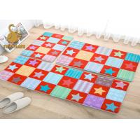 Quality Non-Toxic Dining Room Area Rugs With Non Slip Backing 3.2m Width wholesale