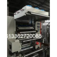 Quality Aluminum Rolling Paper Multi Colour Printing Machine With EDGE Position Control wholesale