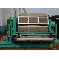 Quality Rotary Paper Pulp Egg Tray Moulding Machine Apple Tray 2000pcs/Hr Long Life Span wholesale