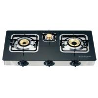 China Triple Burner Gas Stove on sale