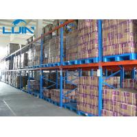 Quality 800KG - 5000KG Heavy Duty Steel Storage Racks with Corrosion - protection wholesale