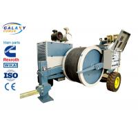 Quality Diesel Feeding Transmission Line Equipment 8T Maximum Intermittent Tension 24V Electric System wholesale