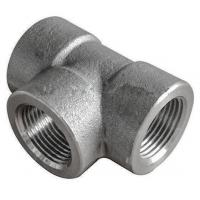 Buy cheap 150 LBS A105 Carbon Steel Threaded Pipe Fittings For Gas / Petroleum from wholesalers