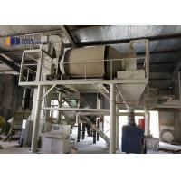 Quality Ready Mix Dry Mortar Production Line Wet Mixed Tile Glue Binder Plant 1 Year Warranty wholesale
