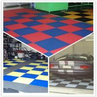 Quality Indoor/garage/showrooms/pools/airplane hangars/Auto Washing room/Bathroom/Plastic Flooring wholesale