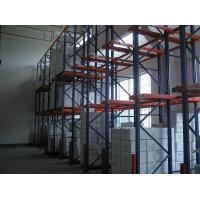 China Pallet Forklift trucks Drive In Racking for homogeneous low - rotation products on sale