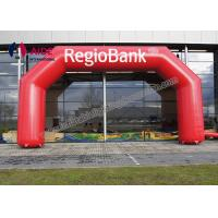 Quality 12' Archway Airblown Inflatable Christmas Inflatable Wedding Arch in Red wholesale