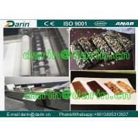 Quality Sesame seed Cereal Bar Making Machine wholesale