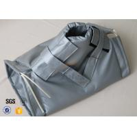 China Thermal Insulation Jacket Industrial Valve Exhaust Insulation Cover 260℃ on sale
