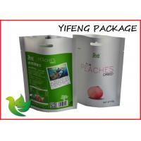 Buy cheap Aluminum Standing Up Food Packaging Pouch Gravures Printing Vacuum Plastic product